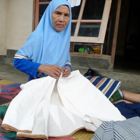 tissage indonesie2