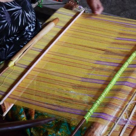 tissage indonesie9